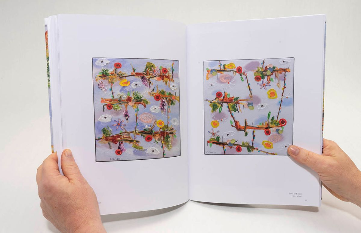 peter keizer catalogue unfolded 2020